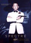 007 James Bond: Spectre [DVD]