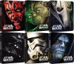 Star Wars: Episodes I - VI Complete Steelbook Collection