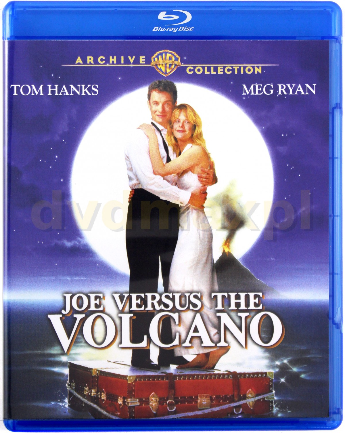 Joe Versus the Volcano (Joe i wulkan) [Blu-Ray]