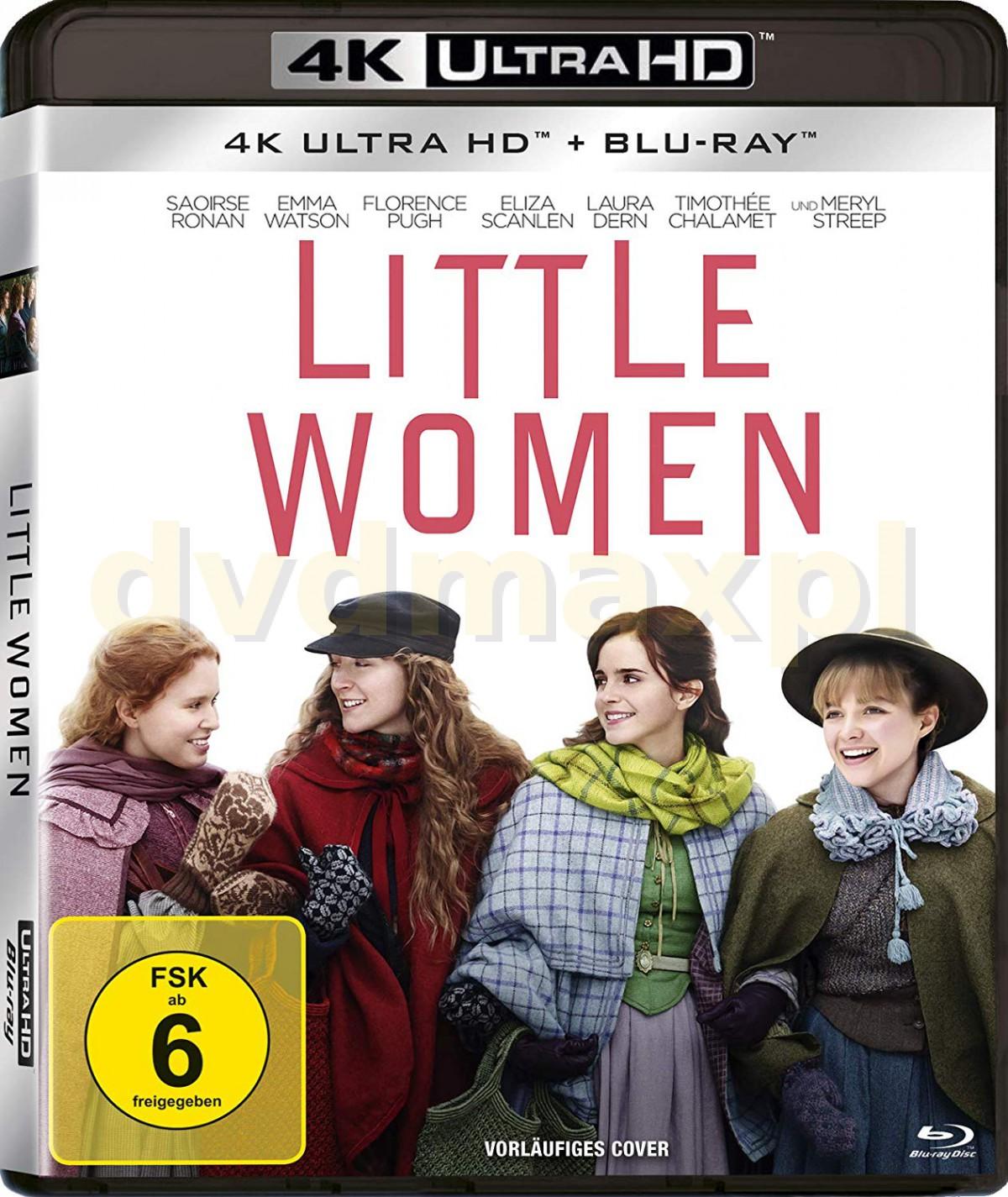Little Women (Małe kobietki) [Blu-Ray 4K]+[Blu-Ray]