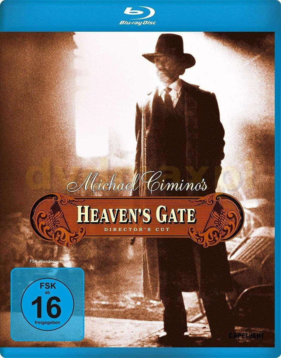 Wrota niebios [Blu-Ray]