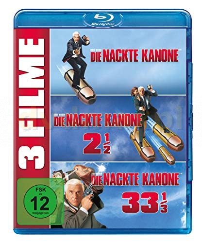 The Naked Gun 1-3 (Naga broń 1-3) [3xBlu-Ray]