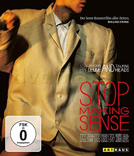 The Talking Heads: Stop Making Sense [Blu-Ray]
