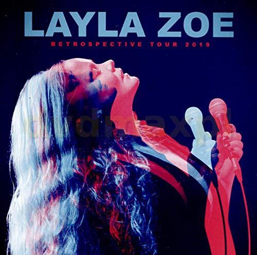 Layla Zoe: Retrospective Tour 2019 [2CD]