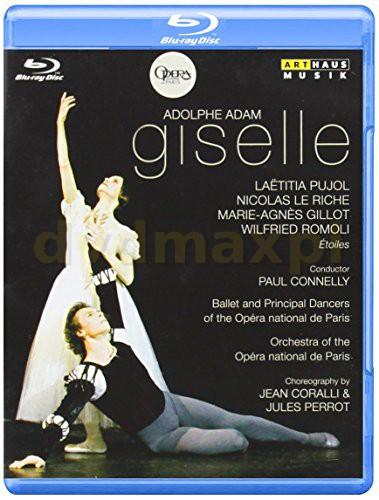 Ballet de l'Opera National de Paris:Giselle (Adam) [Blu-Ray]