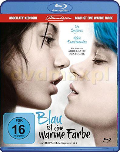 Blue Is the Warmest Colour (Życie Adeli - Rozdział 1 i 2) [Blu-Ray]