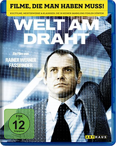 World on a Wire (Świat na drucie) [Blu-Ray]
