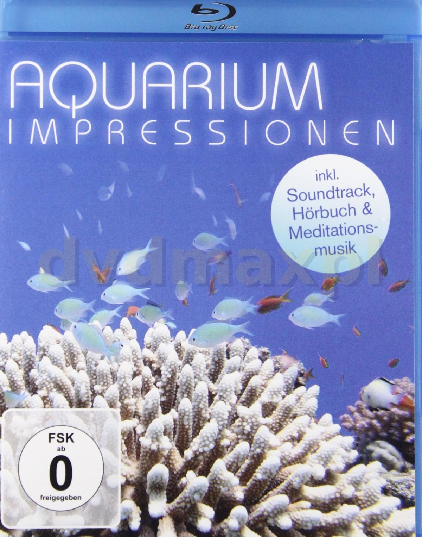 Aquarium Impressions (Akwarium w TV) [Blu-Ray]