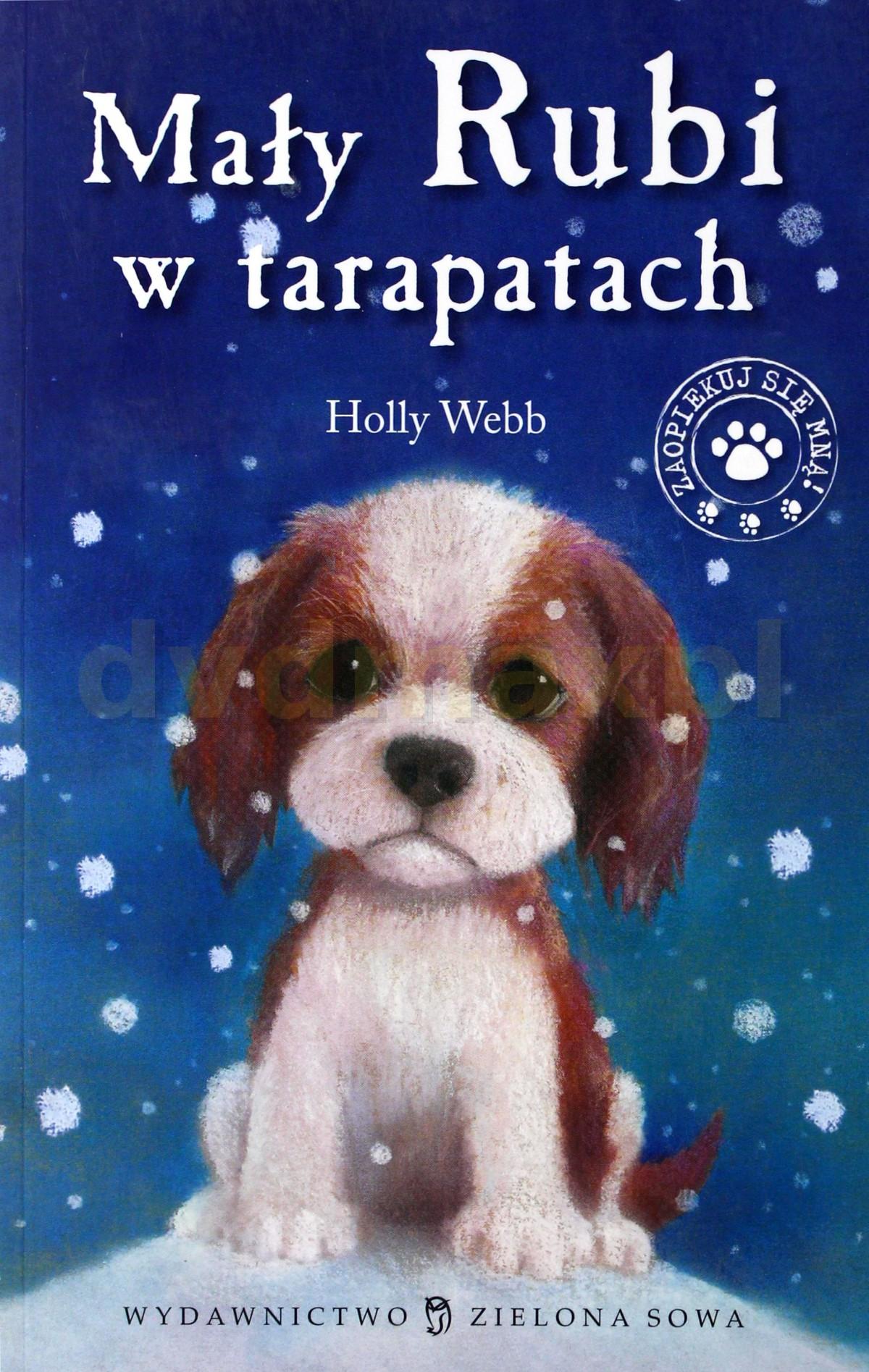Mały Rubi w Tarapatach - Holly Webb [KSIĄŻKA] - Holly Webb