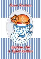 Siedem dni z życia kotów - Beata Nadolska [KSIĄŻKA] - Beata Nadolska