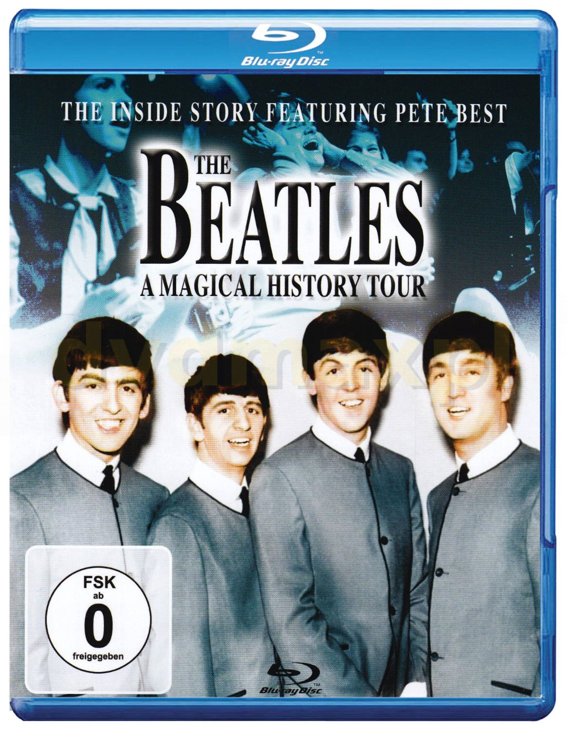The Beatles. A Magical History Tour [Blu-Ray]