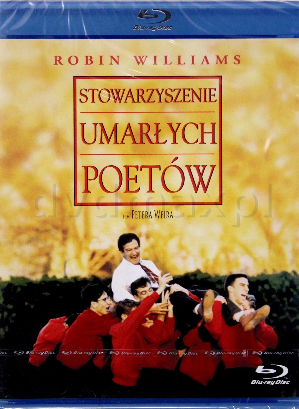 Stowarzyszenie umarłych poetów (Disney) [Blu-Ray]