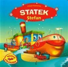 Statek Stefan [KSIĄŻKA] - Urszula Kozłowska