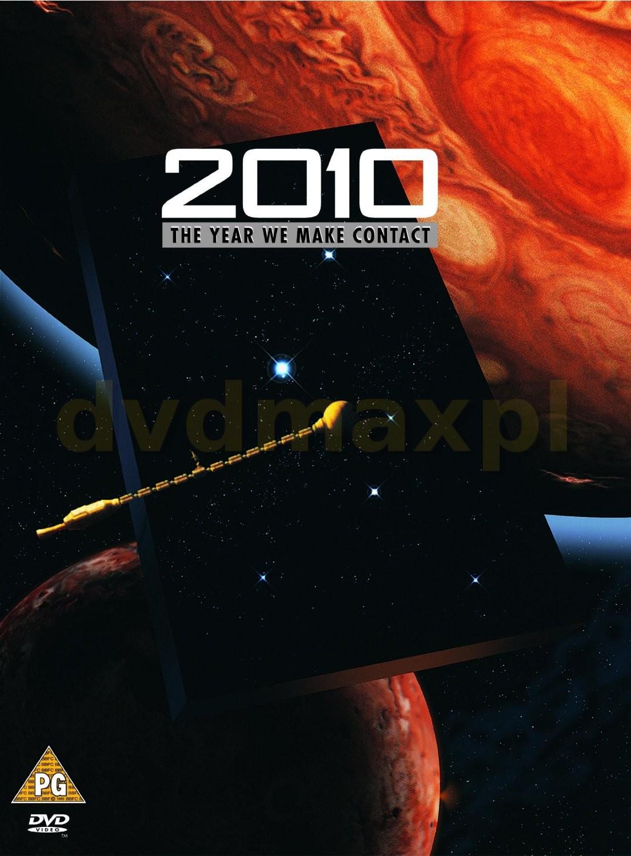 2010: The Year We Make Contact (2010: Odyseja kosmiczna) [Blu-ray]