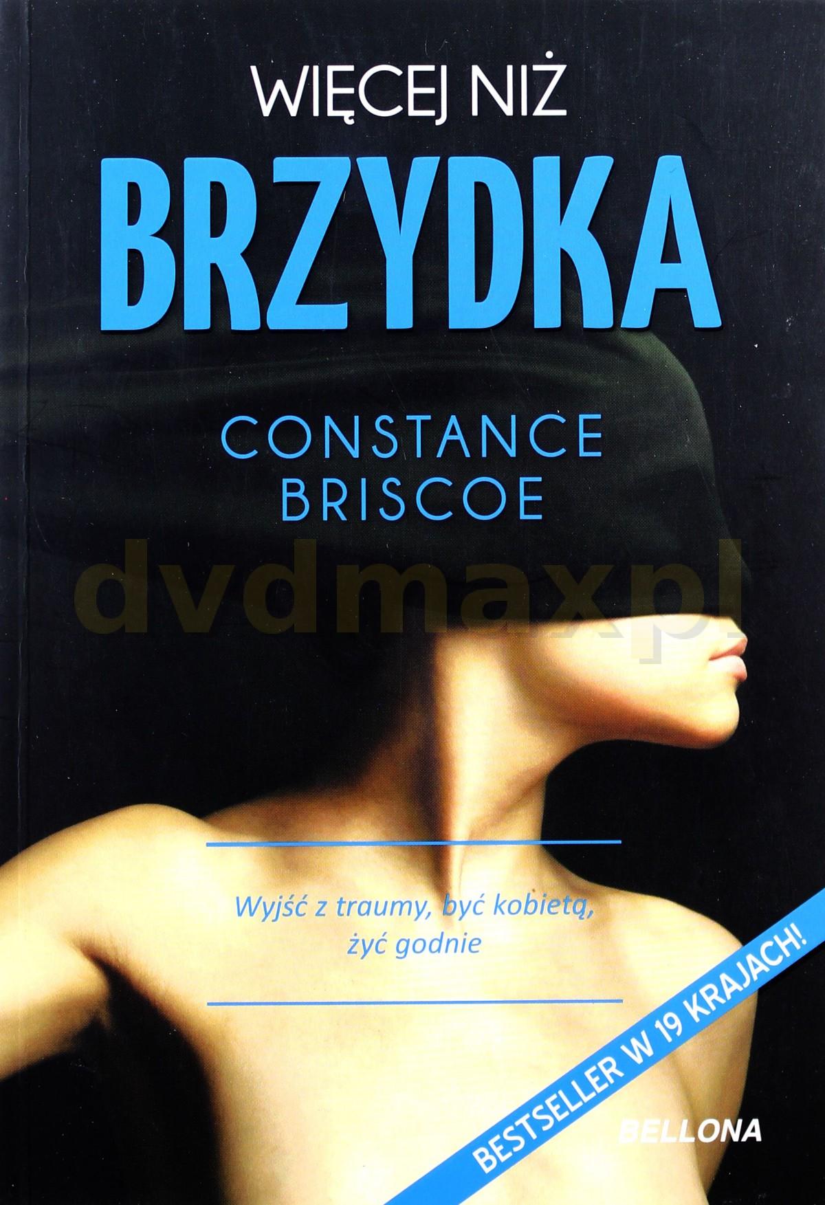 Więcej niż brzydka - Constance Briscoe [KSIĄŻKA] - Constance Briscoe