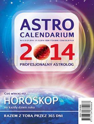 Astrocalendarium 2014 - Krystyna Konaszewska-Rymarkiewicz [KSIĄŻKA] - Krystyna Konaszewska-Rymarkiewicz