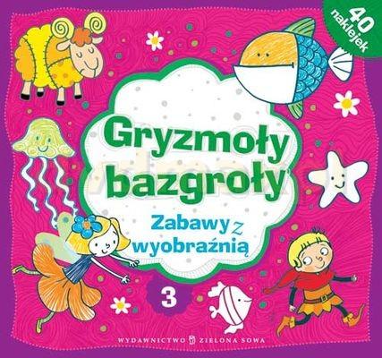 Gryzmoły-Bazgroły 3 - Agnieszka Skórzewska [KSIĄŻKA] - Agnieszka Skórzewska