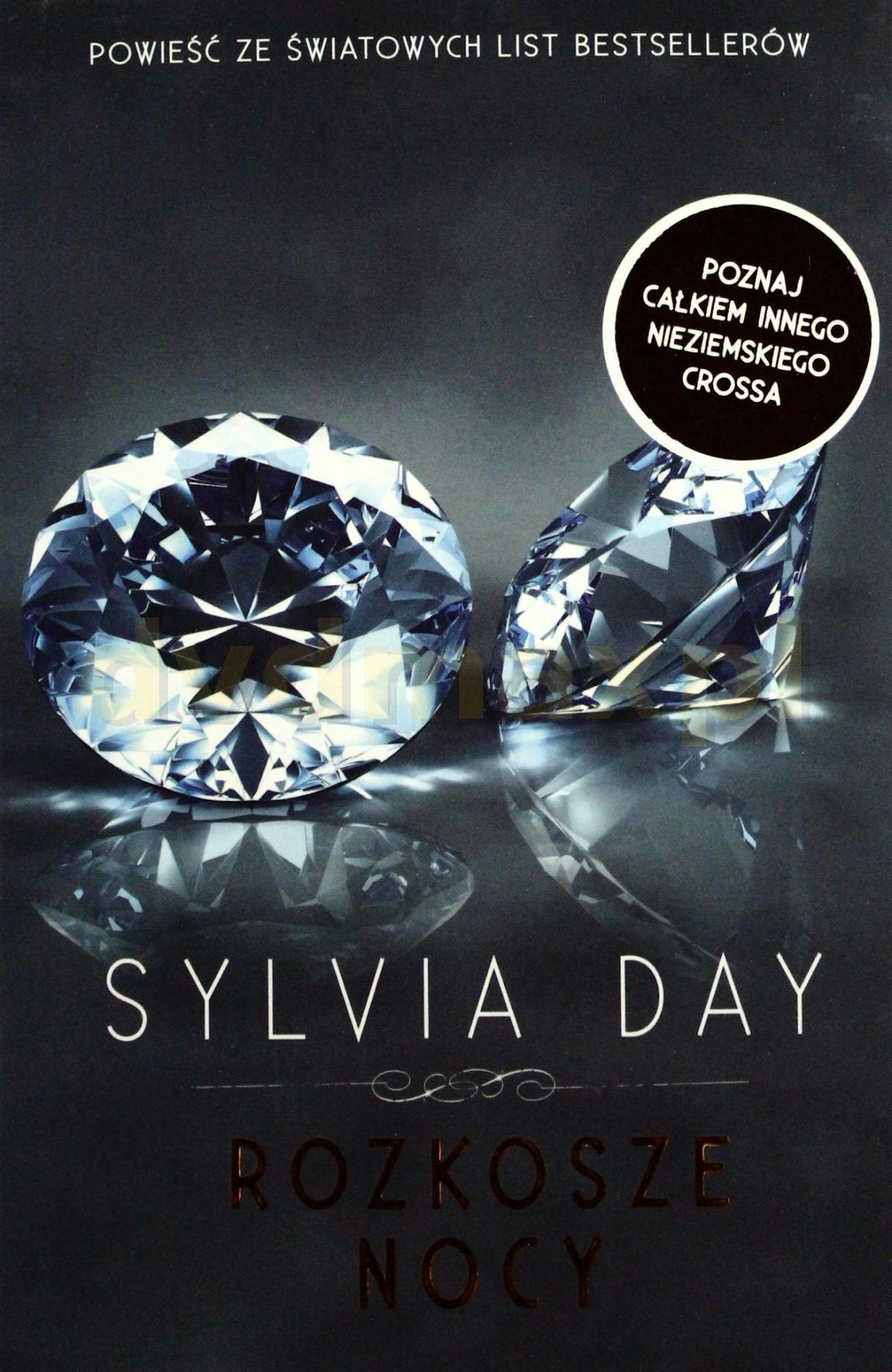 Rozkosze nocy - Day Sylvia [KSIĄŻKA] - Day Sylvia
