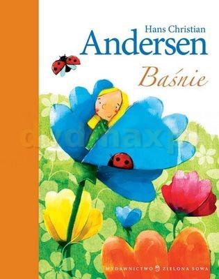 Baśnie Andersen Tw - Hans Christian Andersen [KSIĄŻKA] - Hans Christian Andersen