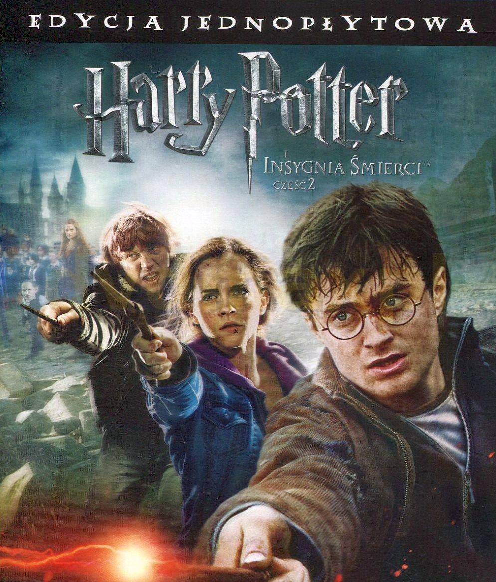 Harry Potter i Insygnia śmierci część 2 [Blu-Ray]