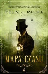 Mapa czasu - Palma Félix J. [KSIĄŻKA] - Palma Félix J.