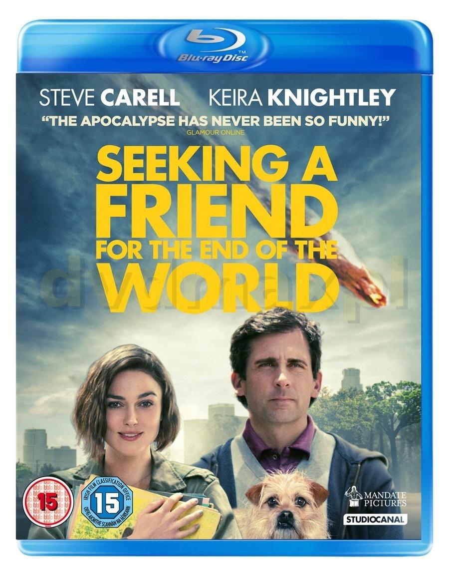 Seeking A Friend For The End Of The World (Przyjaciel Do Końca Świata) [Blu-Ray]