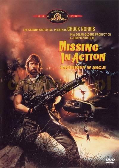 Zaginiony w akcji / Missing in Action (1984) DVDRip  Lektor PL