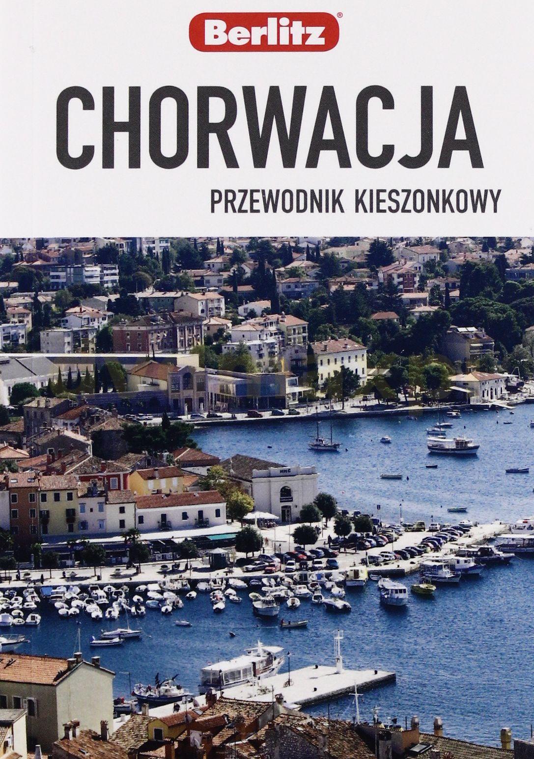 Chorwacja Przewodnik Kieszonkowy - Robin Mckelvie [KSIĄŻKA] - Robin Mckelvie