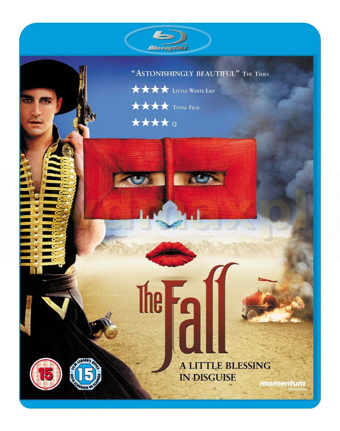 The Fall (Magia Uczuć) [Blu-Ray]