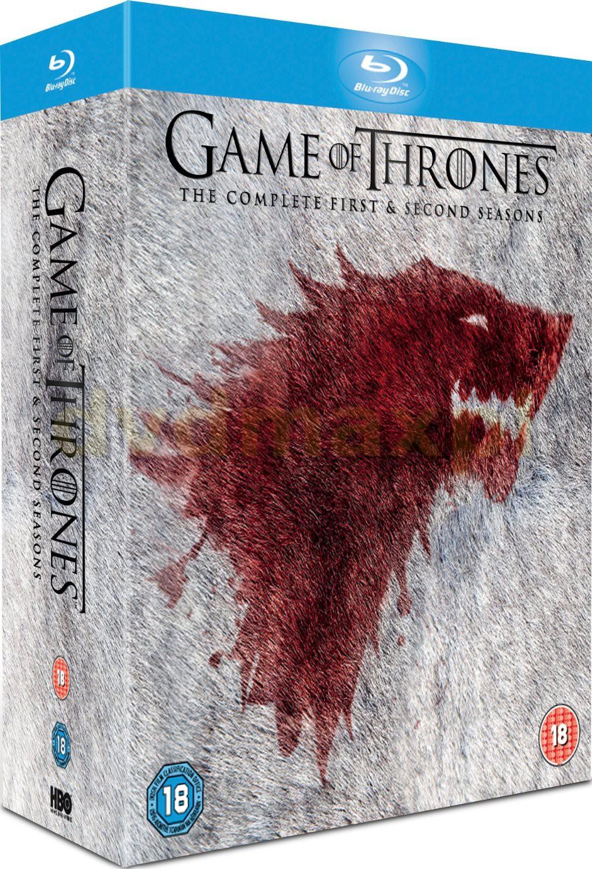 Gra o tron - sezony 1-2