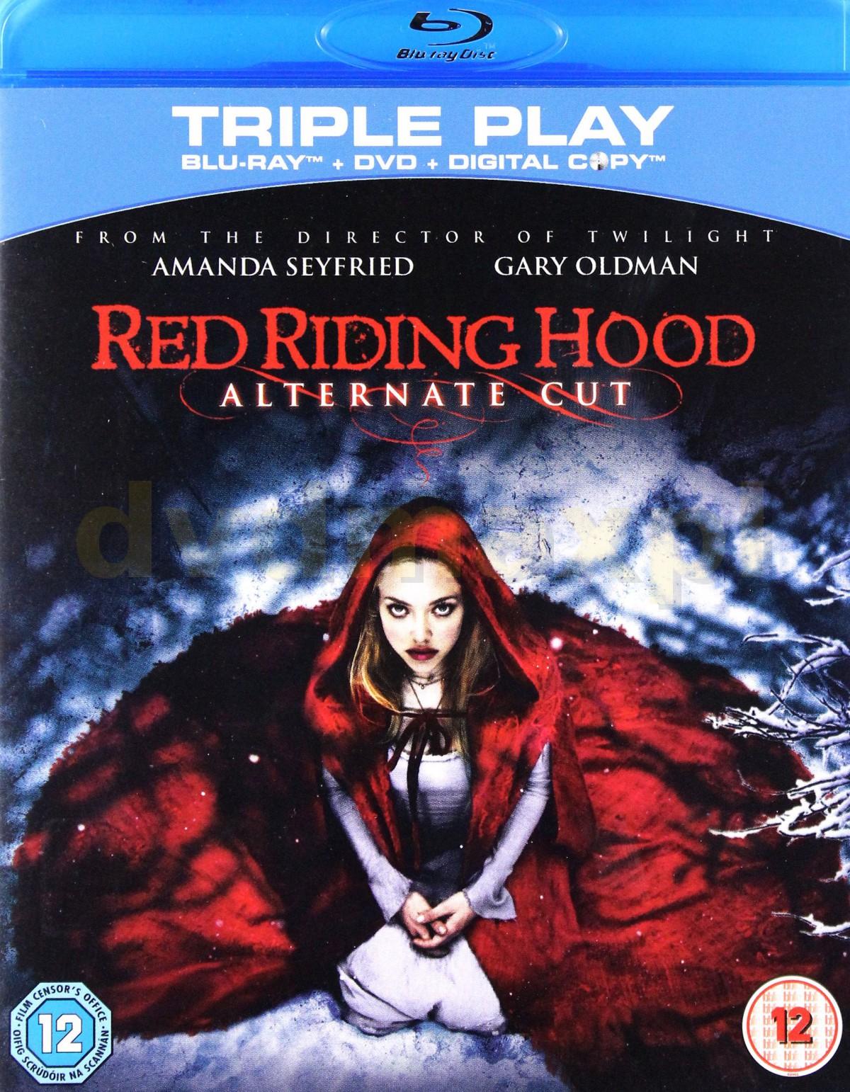 Red Riding Hood [Blu-ray]+[DVD]