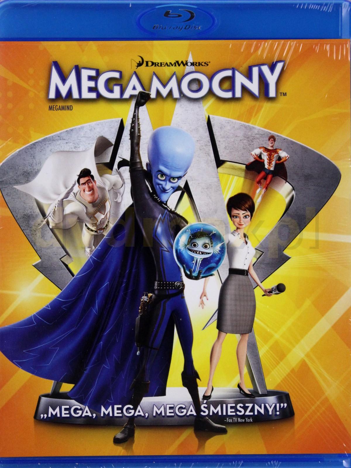 Megamocny [Blu-Ray]