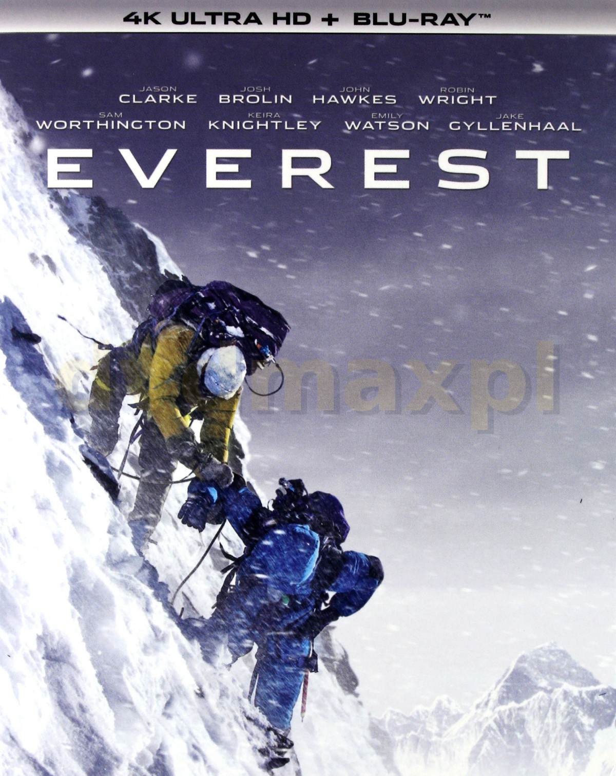 Everest [Blu-Ray 4K]+[Blu-Ray]