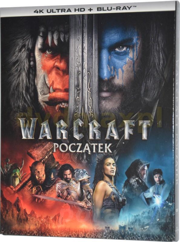 Warcraft: Początek [Blu-Ray 4K]+[Blu-Ray]