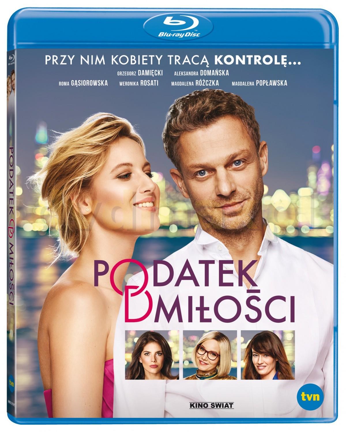 Podatek od miłości [Blu-Ray]