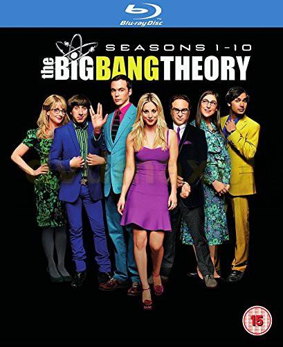 Big Bang Theory Season 1-10 [Blu-Ray]
