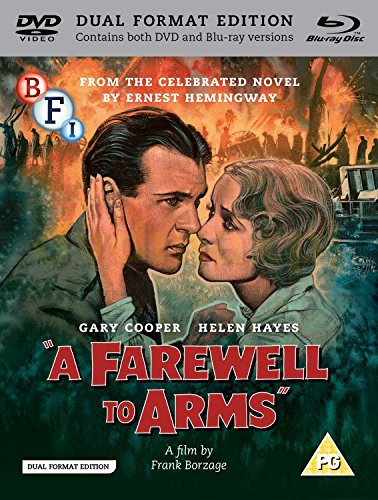 A Farewell To Arms [Blu-Ray]+[DVD]