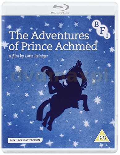 Adventures Of Prince Achmed [Blu-Ray]+[DVD