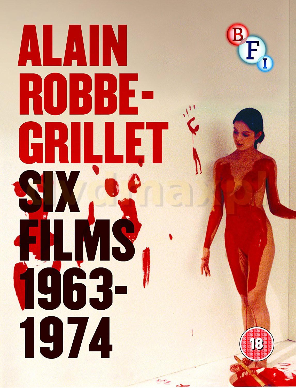 Alain Robbegrillet Collection [3xBlu-Ray]