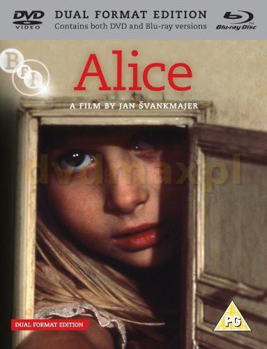 Alice [Blu-Ray]+[DVD]