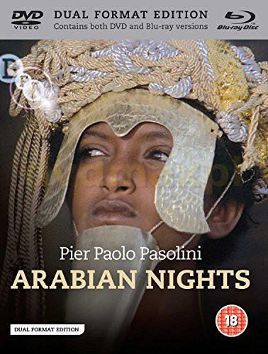 Arabian Nights [Blu-Ray]+[DVD]