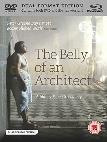 Belly Of An Architect [2xBlu-Ray]