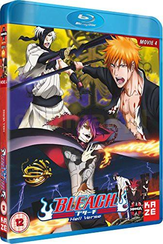 Bleach The Movie 4: Hell Verse [Blu-Ray]