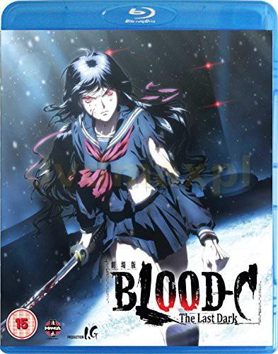 Blood C - The Last Dark [Blu-Ray]