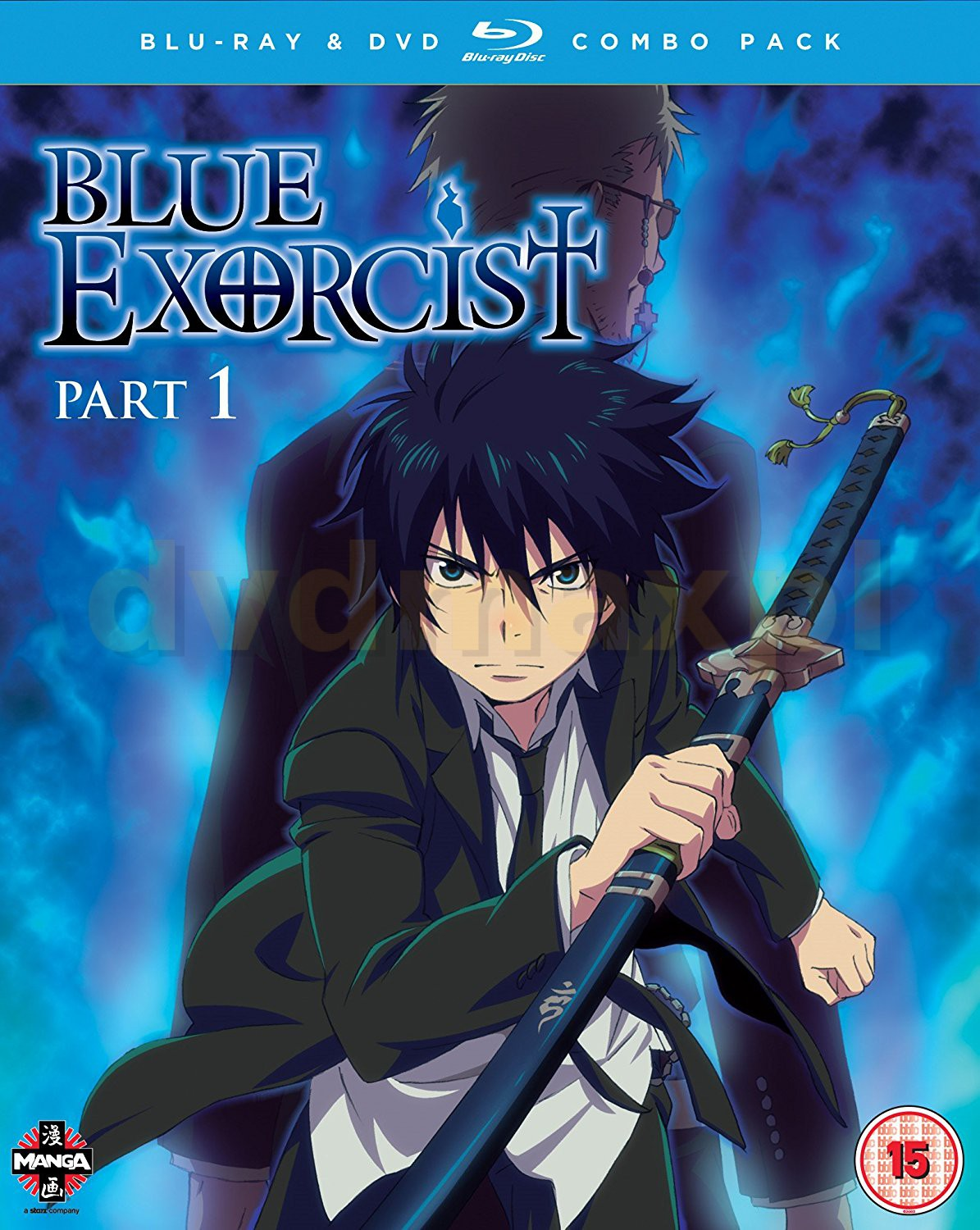 Blue Exorcist - Part 1 [3xBlu-Ray]