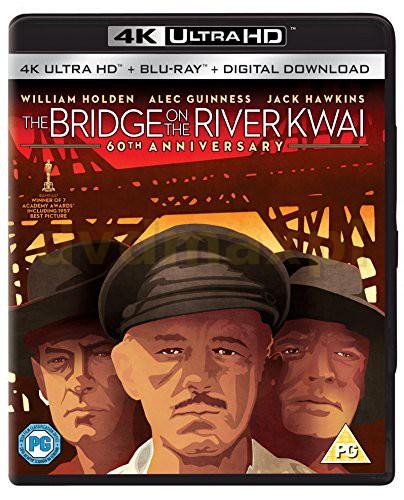 Bridge On The River Kwai [Blu-Ray 4K]+[Blu-Ray]