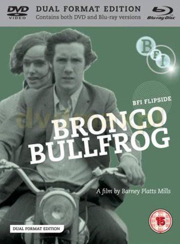 Bronco Bullfrog [2xBlu-Ray]
