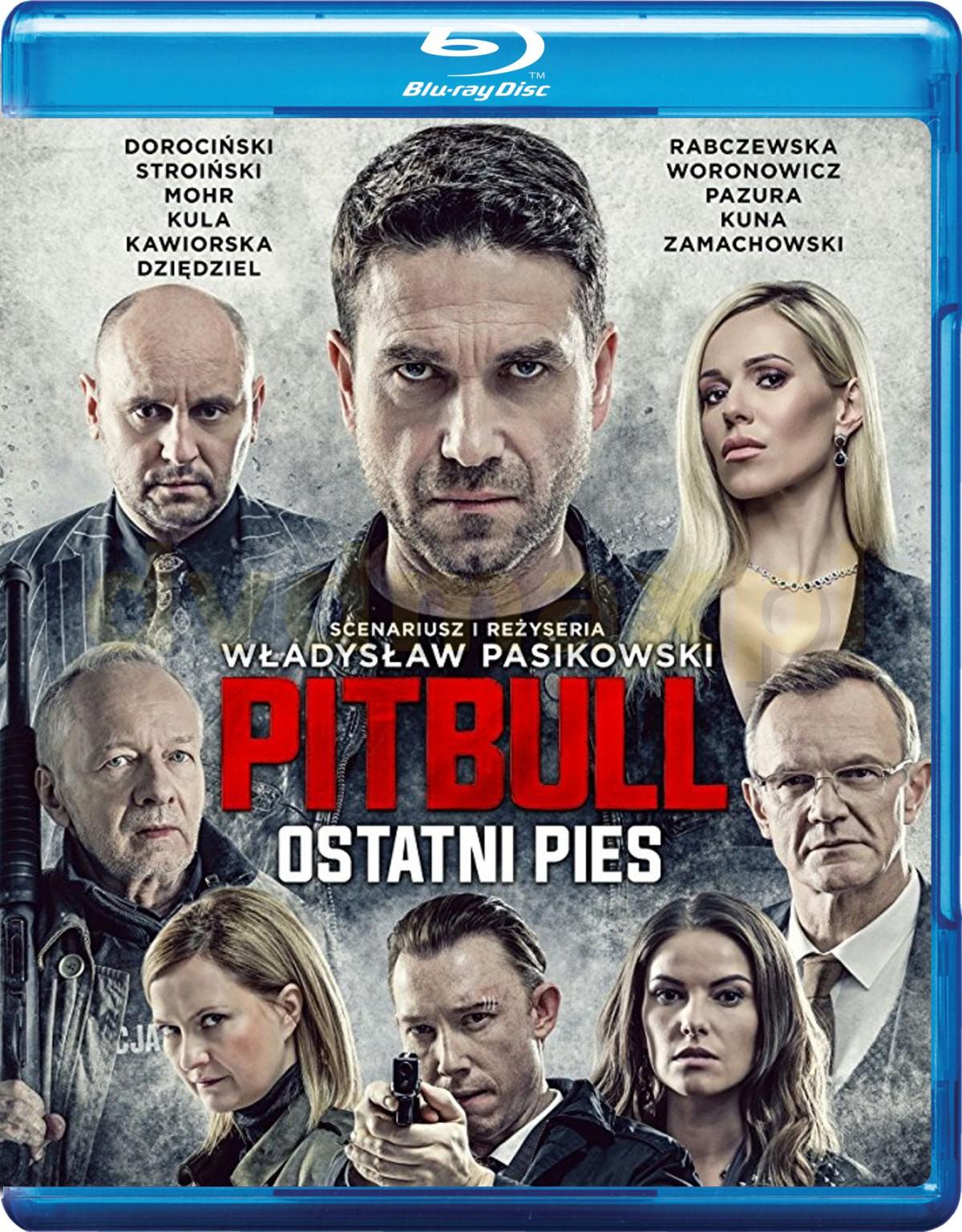 Pitbull. Ostatni pies [Blu-Ray]