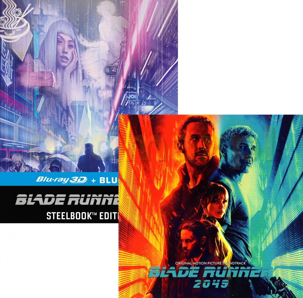 Blade Runner 2049 + soundtrack
