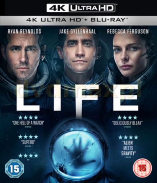Life [Blu-Ray 4K]+[Blu-Ray]